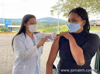 Taquara vacina na sexta pessoas com 58 e 59 anos e profissionais da educação; veja - Jornal NH