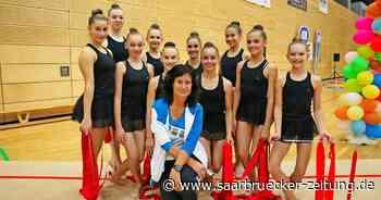 Saarländischer Turnerbund Turn-Zentrum Rhythmische Sportgymnastik Auflösung - Saarbrücker Zeitung