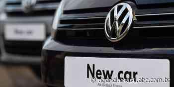 Volkswagen suspende produção em Taubaté e São José dos Pinhais - Agência Brasil