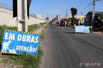 Pinhais tem rua revitalizada e constrói novas calçadas com apoio do Estado - CGN