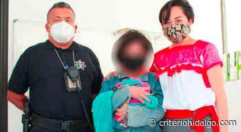 Hallan en Zumpango a menor de edad reportada como desaparecida en Tizayuca - Criterio Hidalgo