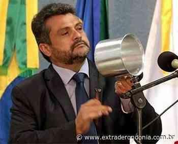 """CACOAL: atuando como """"vereador voluntário"""", Jabá Moreira esclarece boato de fratura no nariz em briga e anuncia pré-candidatura a deputado – Extraderondonia.com.br - Extra de Rondônia"""