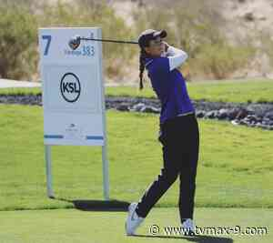 Laura Restrepo en el 'Top 10' de la temporada del golf femenino - TVMAX Panamá