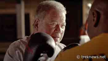 William Shatner takes a punch from Mike Tyson in new commercial - TrekNews.net