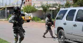 Balacera en Celaya: Se enfrentan ministeriales y delincuentes en Las Arboledas - Periódico AM