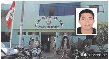 Lambayeque: Joven fallece en violento choque en el distrito de Reque - Diario Correo