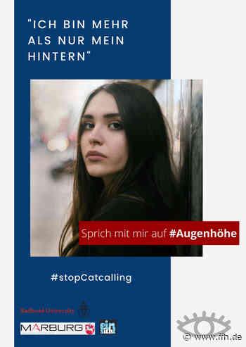 Marburg gegen Catcalling - HIT RADIO FFH