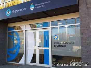 Abre la oficina de Migraciones en El Calafate - FM Dimensión - El Calafate