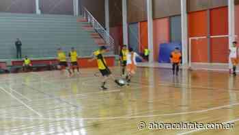 Vuelve el deporte y la Liga de Futsal en El Calafate - FM Dimensión - El Calafate