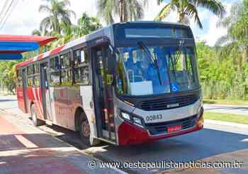 Cajamar disponibiliza a primeira linha de ônibus municipal para o bairro Lago Azul - Portal Oeste Paulista