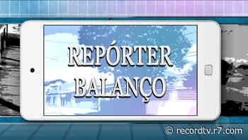 Repórter Balanço: bambuzal invade casa em Bertioga - Record TV