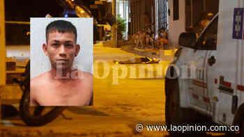 El 'Coco' de Villa del Rosario murió al enfrentar a la Policía | Noticias de Norte de Santander, Colombia y el mundo - La Opinión Cúcuta