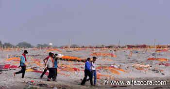 Poverty, stigma behind bodies floating in India's Ganges River - Al Jazeera English
