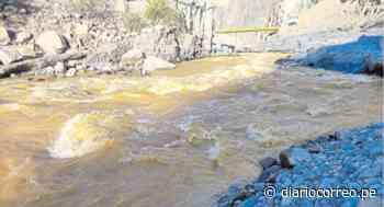 60 días para empezar descontaminación del río Tambo en Islay - Diario Correo