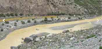 Autoridades piden presencia de la PCM para frenar contaminación de río Tambo - Los Andes Perú