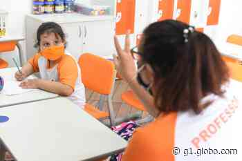 Guararema retoma aulas na rede municipal - G1