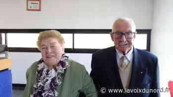 Harnes: Victoria et Pierre, des époux de diamants - La Voix du Nord