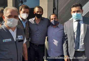 Ministro da saúde confirma o envio o kit de intubação para Cajati - Noticia de Cananéia