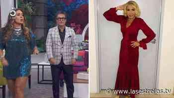 Galilea Montijo 'abandona' el programa tras escuchar que Laura Bozzo se presentará en el reality de Hoy - Las Estrellas TV