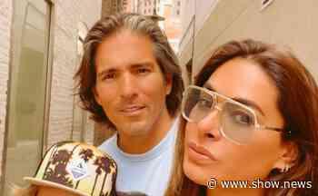 ¿Callan rumores? Galilea Montijo y su esposo en Instagram - Show