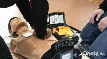 Defibrillatoren in Sulzbach-Rosenberg: Kleine Lebensretter helfen Laien - Onetz.de