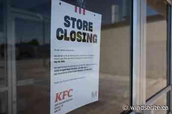 Tecumseh Road KFC Closes, New Location Planned   windsoriteDOTca News - windsor ontario's neighbourhood newspaper windsoriteDOTca News - windsoriteDOTca News
