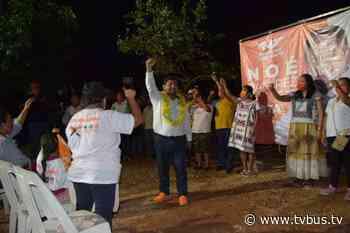 El futuro de Tuxtepec está en manos de Noé Ramírez Chávez - TV BUS Canal de comunicación urbana