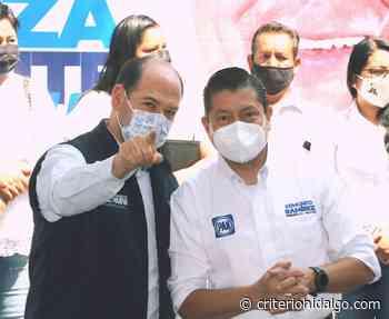 Ixmiquilpan se volverá a pintar de azul: CGV - Criterio Hidalgo