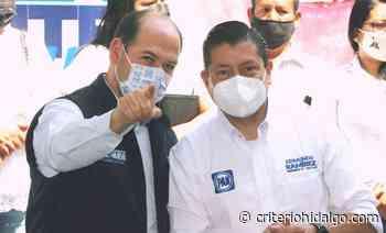 Ixmiquilpan volverá a pintarse de azul: Cornelio García - Criterio Hidalgo