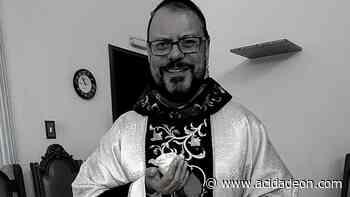 Padre Paulo Dictoro morre de Covid-19 em Francisco Morato - ACidade ON
