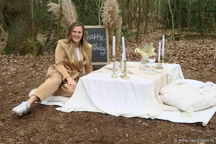 Picknick D'Au: luxueus brunchen of aperitieven op idyllische plek in het bos
