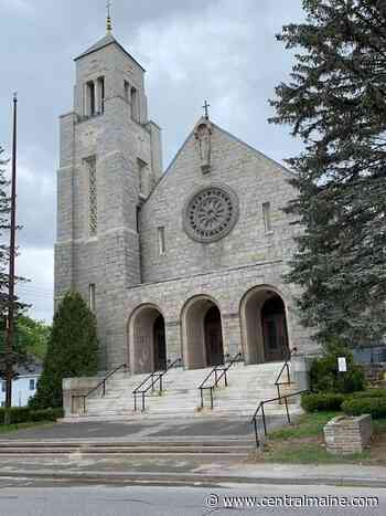 Waterville board to once again consider plans to turn former church into events center - Kennebec Journal and Morning Sentinel