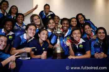 Crece legión colombiana en River Plate: fichan a campeona de la Copa - FutbolRed