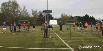 Corner Brook Renames Soccer Pitch in Honour of Doug Sweetapple - VOCM