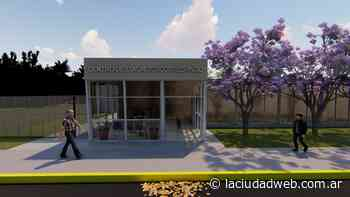 Comienzan las obras del Centro de Diagnóstico en San Alberto - Diario La Ciudad - Diario La Ciudad Ituzaingó