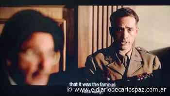 VIDEO: El actor de Villa Carlos Paz que grabó con Al Pacino - El Diario de Carlos Paz