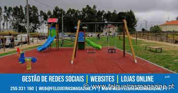 Foram inaugurados o Parque Infantil e o Parque Geriátrico de Pinheiro. - Felgueiras Magazine
