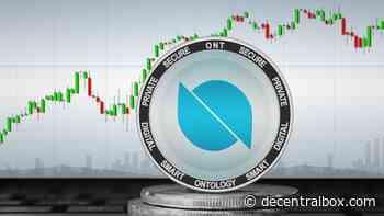 Ontology (ONT) steigt um 24% aufgrund neuer Partnerschaft? - Decentralbox