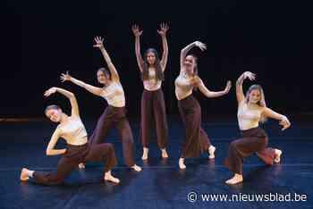 Dan toch eindwerk gedanst op podium, maar wel zonder publiek