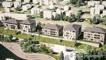 Mende : une résidence va sortir de terre près de la gare - Midi Libre