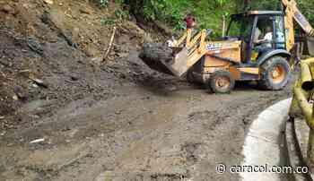 Continúan las afectaciones en Dosquebradas a causa de las fuertes lluvias - Caracol Radio