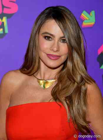 """Sofia Vergara dog Bubbles """"hates her,"""" loves her husband - Dog of the Day"""