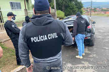 Polícia Civil prende 12 integrantes de organização criminosa nos Campos Gerais - Jornal da Fronteira
