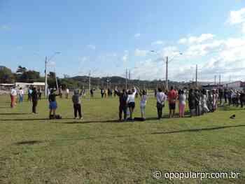 Associação de moradores do Rio Negro tem nova diretoria - Jornal O Popular do Paraná