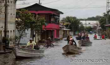 Nível do Rio Negro deve começar a baixar nas próximas semanas - Correio Popular