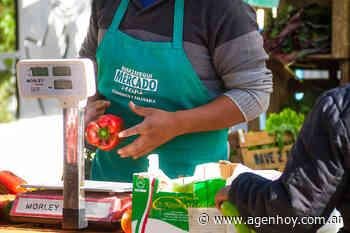 El Mercado Vecino de Berazategui sigue recorriendo los barrios - agenhoy.com.ar