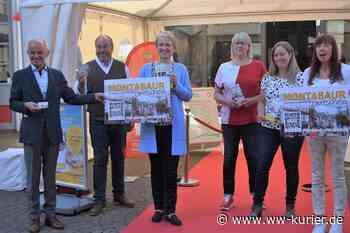 Montabaur unterstützt den Einzelhandel mit Gutschein-Aktion - WW-Kurier - Internetzeitung für den Westerwaldkreis