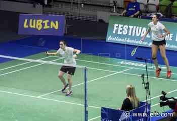 Azurmendi y Corrales caen en la semifinal de dobles - Agencia EFE