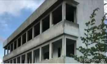Reclaman terminación de escuela en las Charcas de Santiago hacen ocho años - CDN