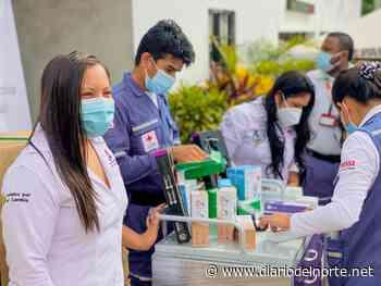 Hospital San Rafael de Albania beneficiado con equipos médicos entregados por la Cruz Roja Colombiana - Diario del Norte.net